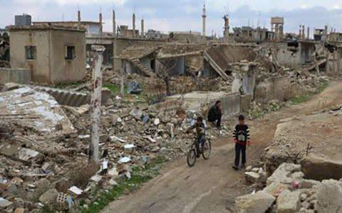ifmat - Assad and Iran Regime Sabotage Tension Reduction Agreement