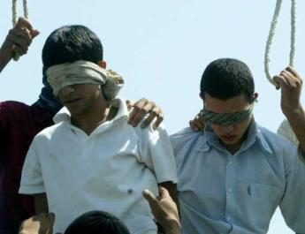 ifmat - Brutal Execution of a Young Prisoner Who Was 15 Years Old When Arrested