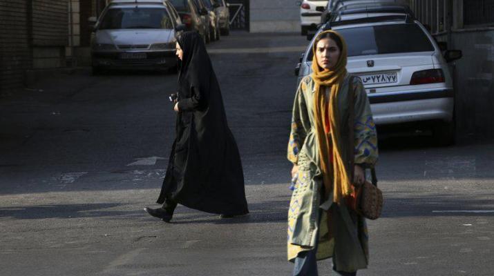 ifmat - Iran VP wardrobe draws criticism