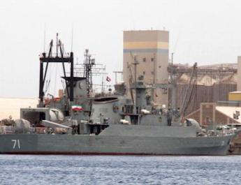 ifmat - Iran sending warships to Atlantic Ocean