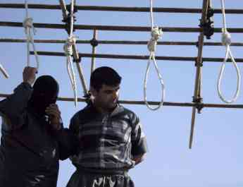 ifmat - Mass Executions Death Sentences Continue in Iran