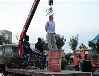 ifmat - Sunni Political Prisoner Hanged at Gohardasht Prison
