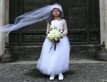 ifmat - Child marriage in Iran forces girls into a life of oppression