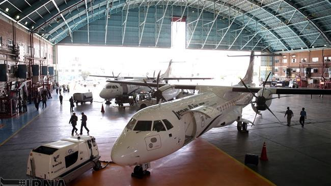 ifmat - Iran Air receives two new ATR planes