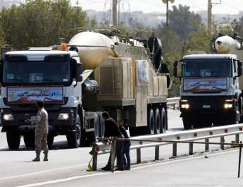 ifmat - Iran president Rouhani says country will increase missile capabilities