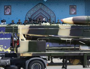 ifmat - Iran successfully tests ballistic missile with 1200 mile range