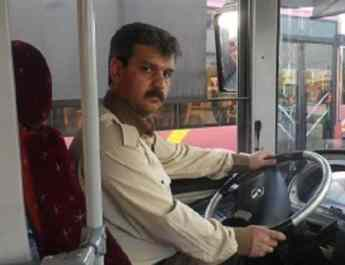 ifmat - Iranian bus driver express solidarity with imprisoned Reza Shahabi