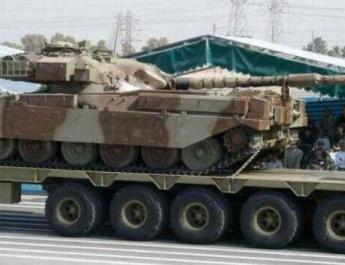 ifmat - Iran sends tanks to border with Iraqs Kurdish region