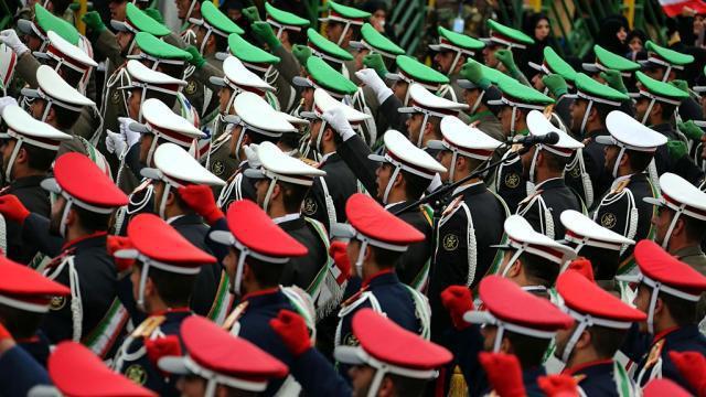 ifmat - Terror designation for Iran Revolutionary Guards a necessary first step