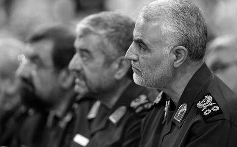 ifmat - The Iran regime fears for the designation of the IRGC as a terrorist organization
