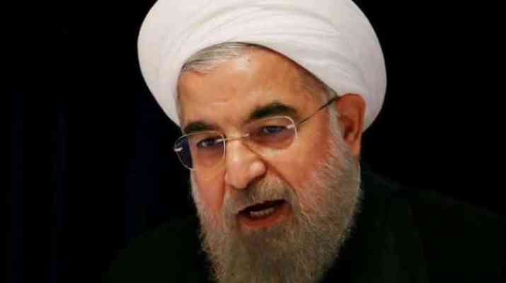 ifmat - Iran president declares end of Islamic State