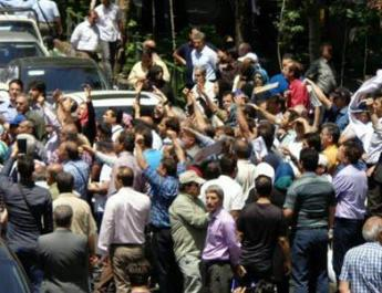 ifmat - Iran regime orders state radio and TV not to broadcast the voice of the protesters