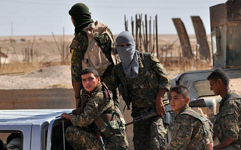 ifmat - Iran regime threatens to clear coalition forces out of Syria