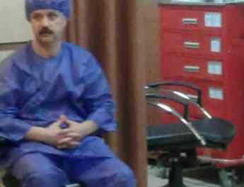 ifmat - Rajaee Shahr prison inmates fed with livestock feed