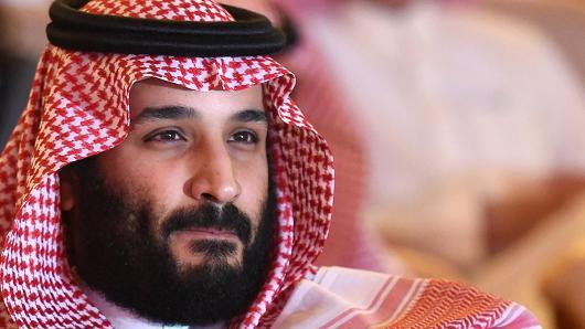 ifmat - Saudi crown prince calls Iran leader new Hitler