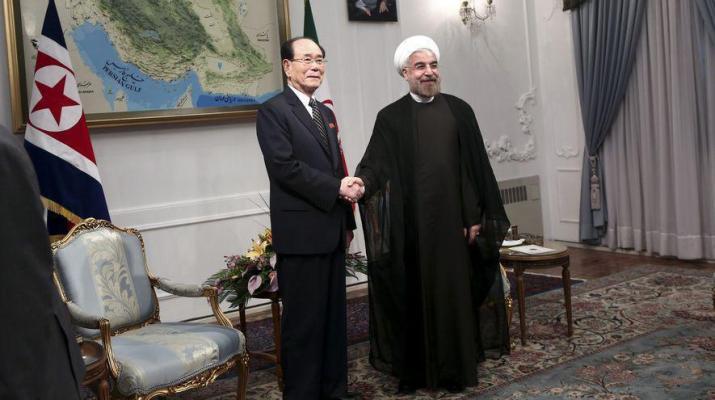 ifmt - Iranian - North Korean talks raise specter of cooperation on military, ballistic missile technology