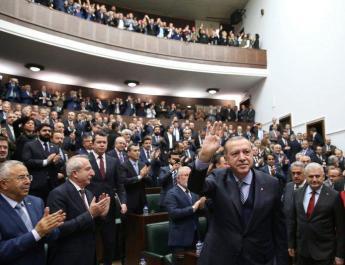 ifmat - Erdogan helped Turks evade Iran sanctions