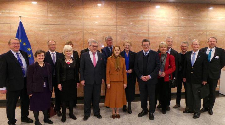 ifmat - European lawmakers condemn human rights violations in Iran