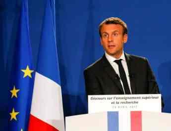 ifmat - France Macron calls on Iraq to dismantle Iran regimes proxy militias