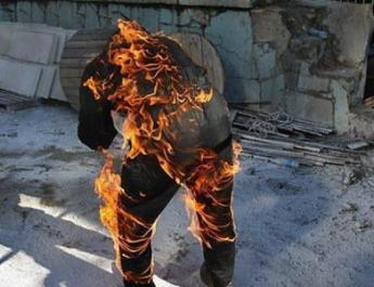 ifmat - Increased self immolation in Iran