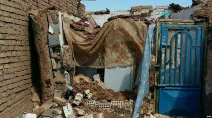 ifmat - Iran regime corruption over earthquake deaths is being covered up1