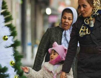 ifmat - Iran regime persecutes Christians on Christmas