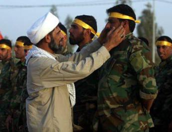ifmat - Iran regime use of militias and proxies is growing out of control
