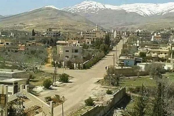 ifmat - Iranian military threat rising north of Israel