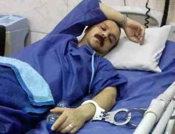 ifmat - Reza Shahabi denied hospitalization despite suffering a stroke