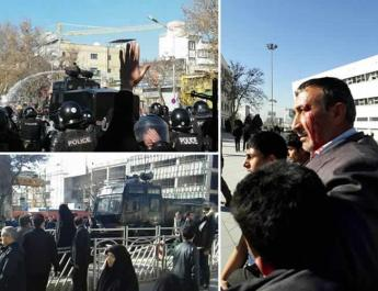 ifmat - Security forces attack Mashhad protesters