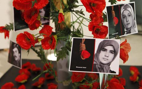 ifmat - Target Iran regime on human rights violations