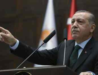 ifmat - Witness In Iran Sanctions Case Says Turkey Erdogan Aided Evasion Scheme