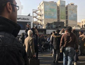 ifmat - 1000 mostly young protesters arrested