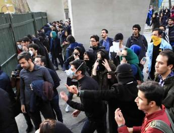 ifmat - 35 of recently arrested during Iran protest are students