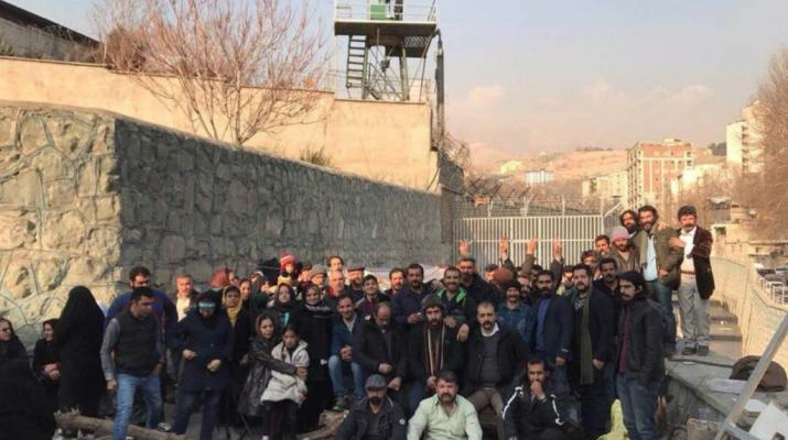 ifmat - Authorities Keeping Families of Detained Gonabadi Dervishes in the Dark