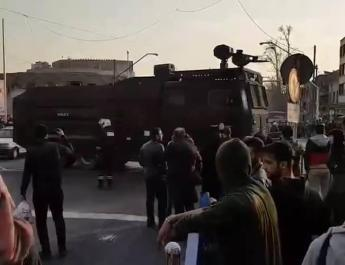 ifmat - Iran chief justice promises to deal decisively with protesters