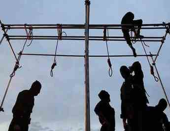 ifmat - Iran continues with executions despite massive protests