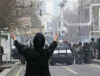 ifmat - Iran deploys Revolutionary Guards to put down anti-government unrest