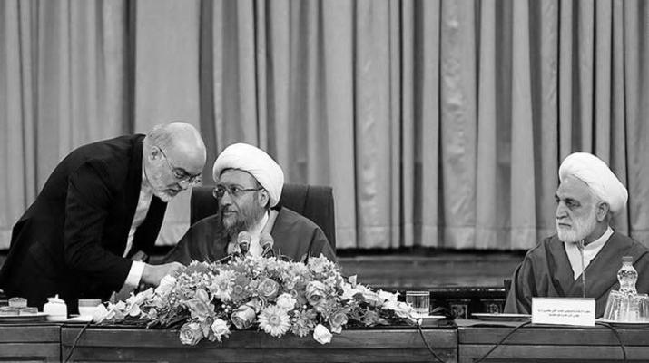 ifmat - Iran mullah admits to widespread corruption in the judiciary