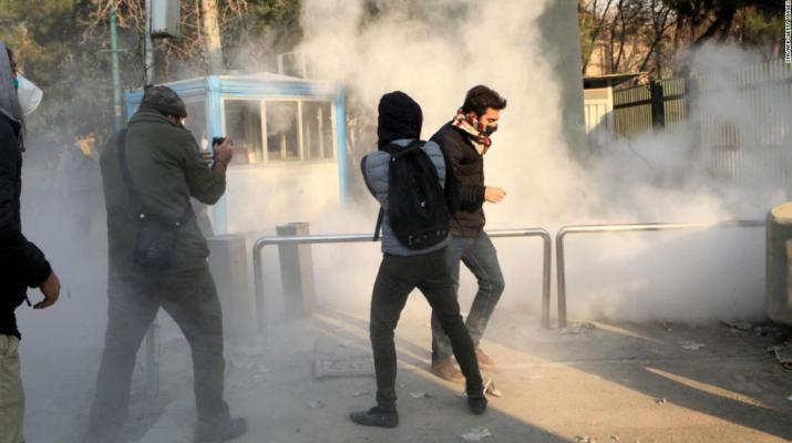 ifmat - Lawyers call for prosecution of Iranian officials who incited violence against protesters