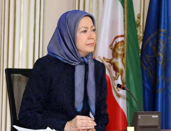 ifmat - Maryam Rajavi response to the Iranian protests1