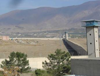 ifmat - Rajaie Shahr prison hall emptied for detained protesters in Iran