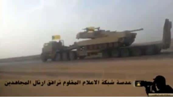 Trump US Inspector acknowledges Iran-backed militias obtained Abrams tanks