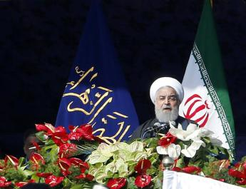 ifmat - Security Cabinet mulls action against Iran