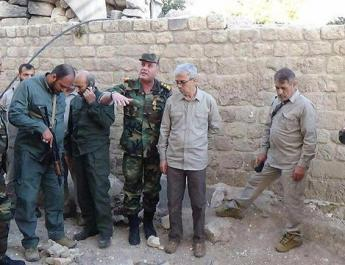 ifmat - Syria became area of Iranian control