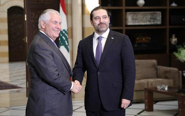 ifmat - Tillerson says Irans influence unhelpful to Lebanon future