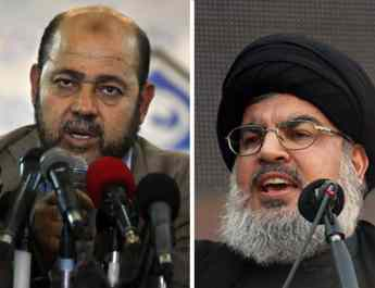 ifmat - US sanctions on Hamas and Hezbollah indirectly target Iran