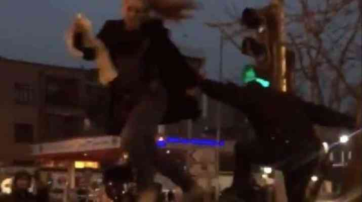 ifmat - Woman injured during compulsory Hijab protest denied medical care