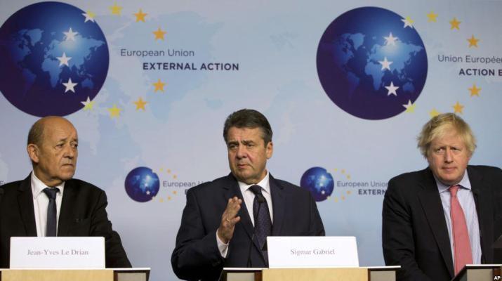 ifmat - EU powers face resistance to Iran sanctions