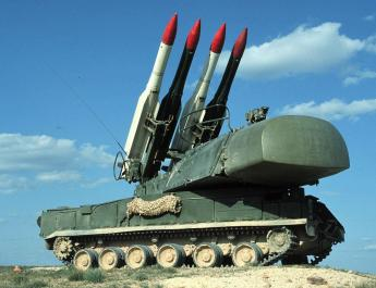 ifmat - Iran tested Russian made anti-aircraft missile system
